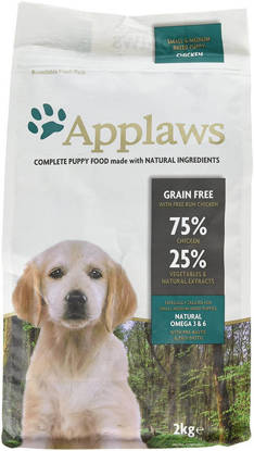 Picture of Applaws Puppy Dry - 2kg