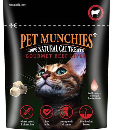 Picture of PET MUNCHIES CAT TREATS BEEF
