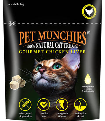 Picture of PET MUNCHIES CAT TREATS CHICK/