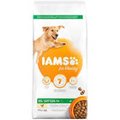 Picture of Iams Vitality Dog Large Breed Chicken 12kg