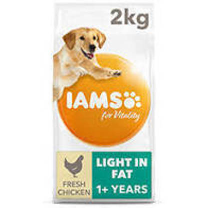 Picture of Iams Vitality Dog Light Chicken 2kg