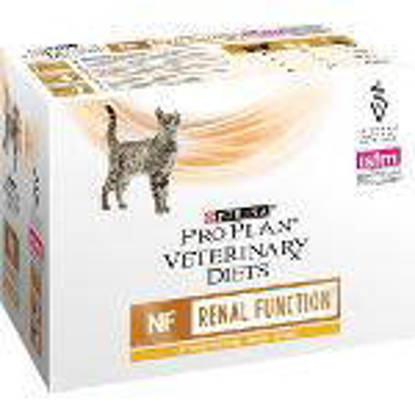 Picture of Purina PVD NF Feline CIG Wet Pouches Chicken 10 x 85g